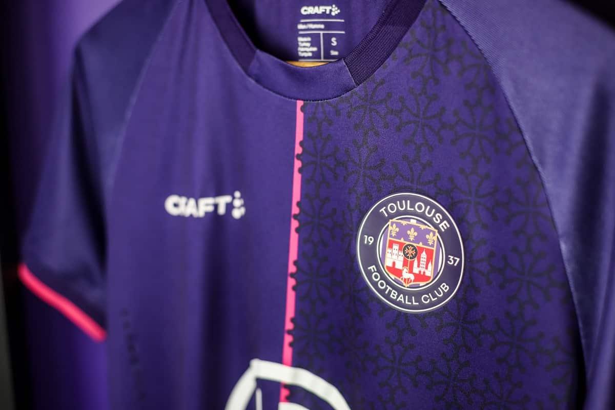 nouveau maillot TFC 2021 2022