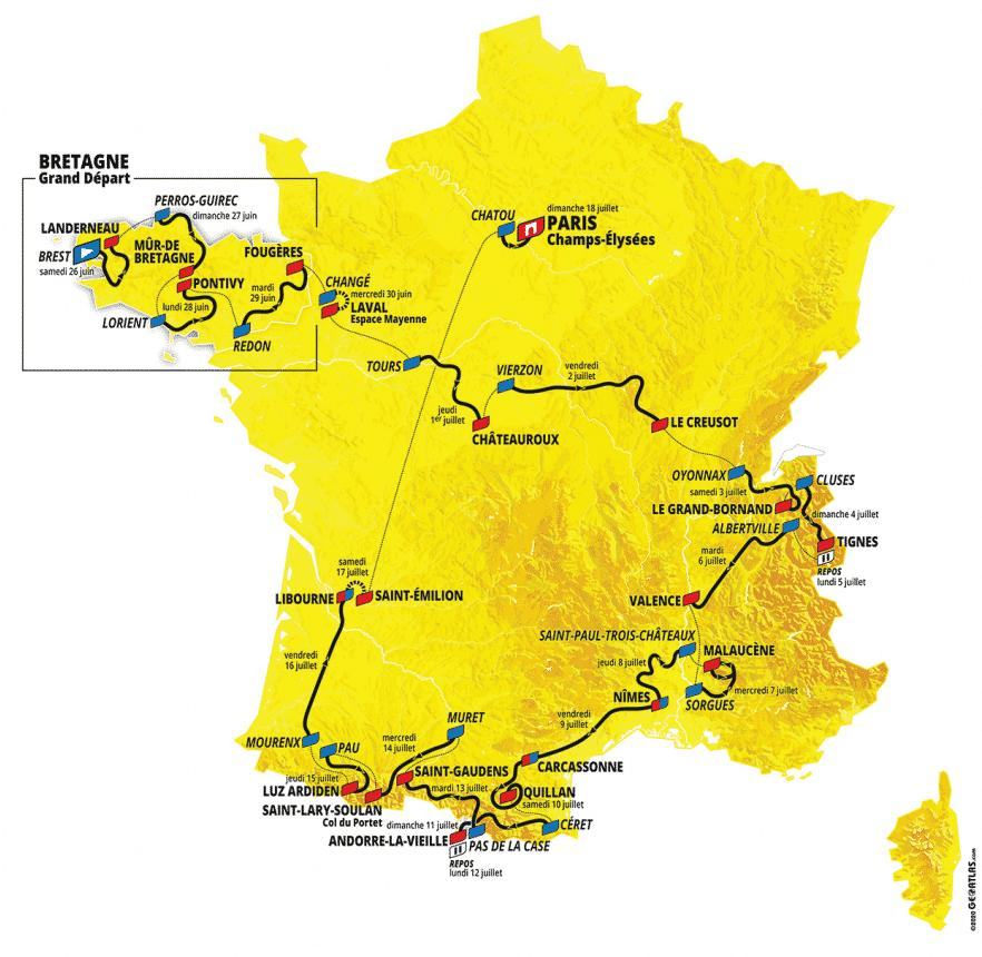 carte-parcours-tour-france-etapes-2021