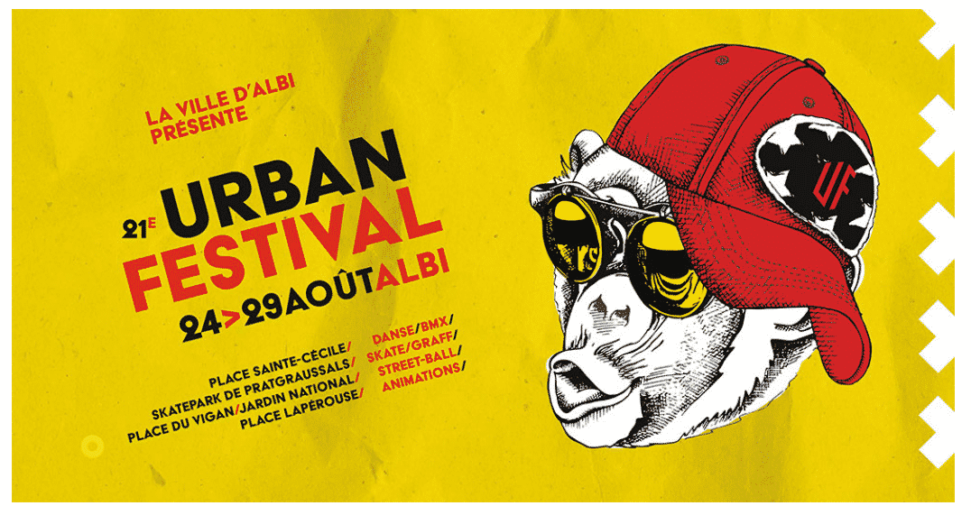 Albi Urban festival