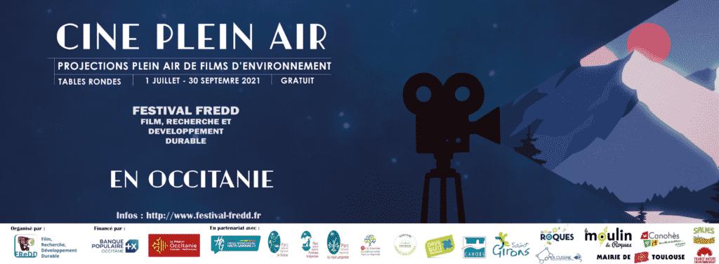 Cet été, l'association Film, recherche et développement durable (Fredd) propose des projections en plein air dans de nombreuses communes d'Occitanie