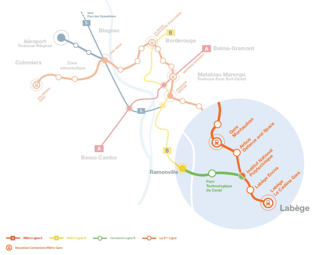 Ligne B Toulouse