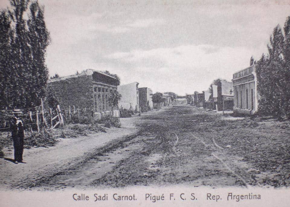 En 1884, une quarantaine de familles aveyronnaises a traversé l'océan, pour fonder une colonie dans la Pampa argentine, la ville de Pigüe