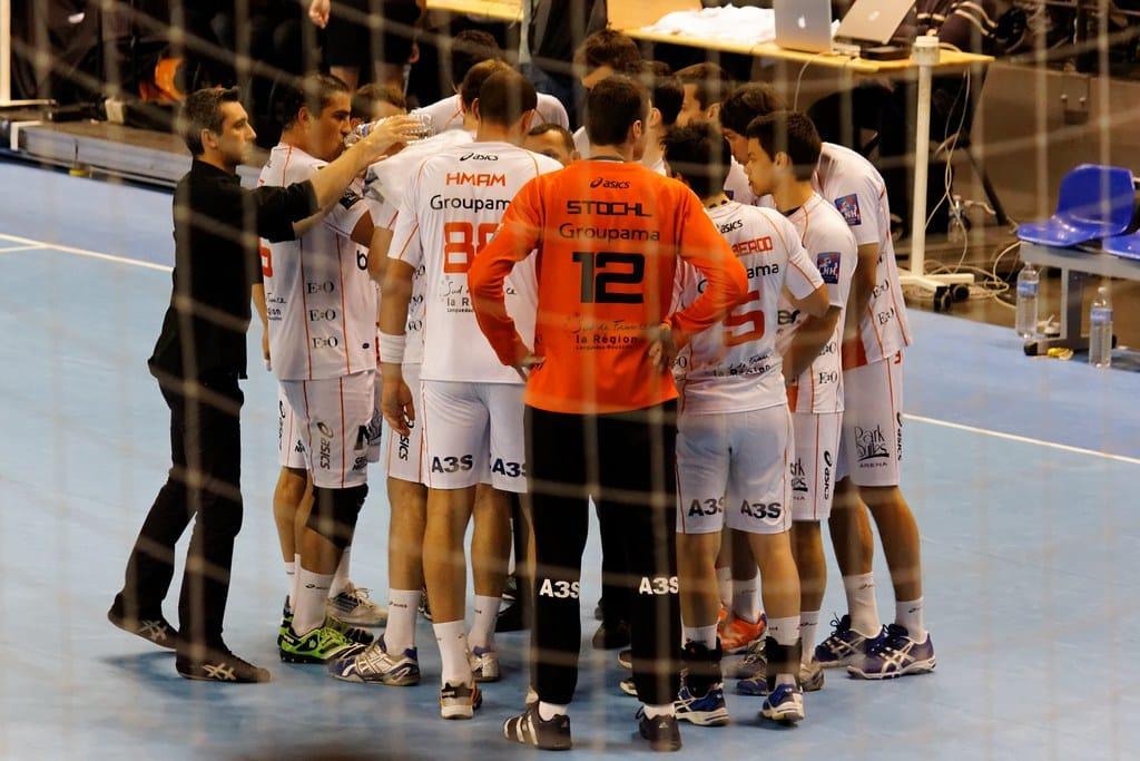 handball-match-montpellier
