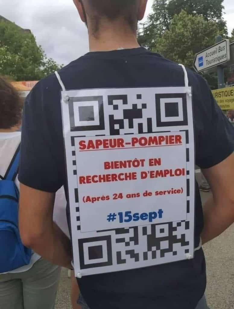 La Fédération autonome des sapeurs pompiers appelle à une grève illimitée à partir de ce lundi 9 août @OlivierDabicki