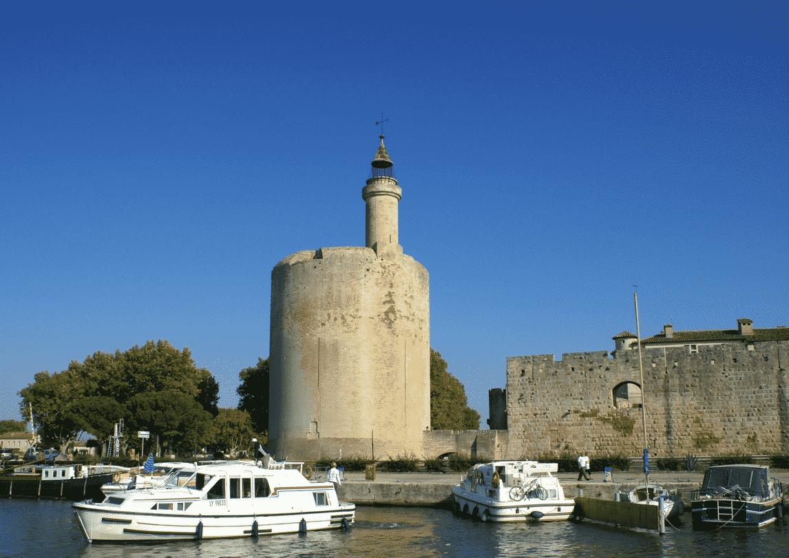 Tour de Constance Aigues-Mortes