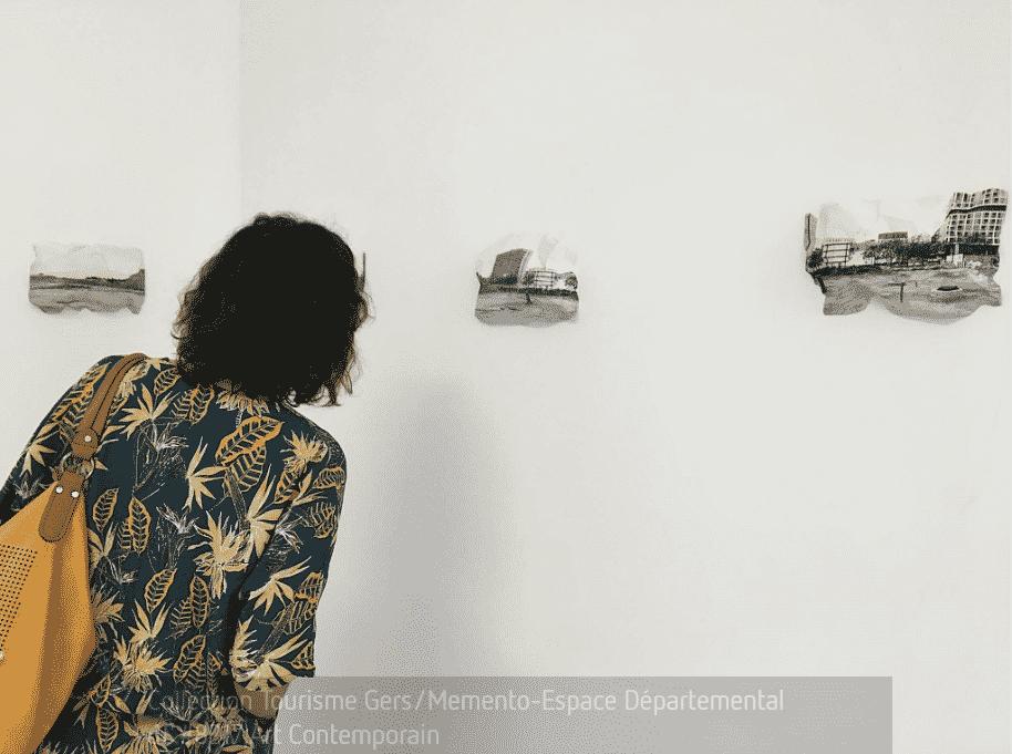 Memento exposition Auch