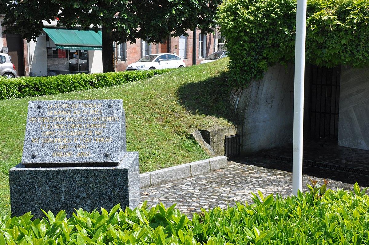 Monument à la Gloire de la Résistance Toulouse