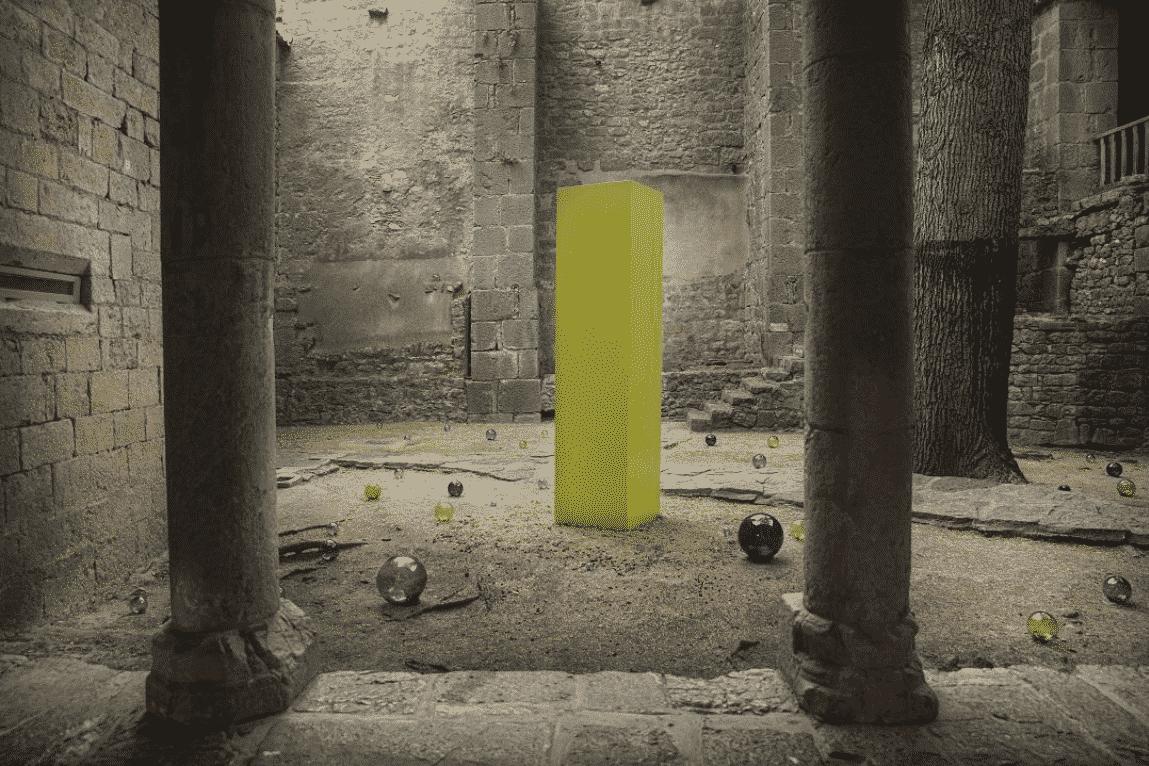 exposition abbaye de Lagrasse