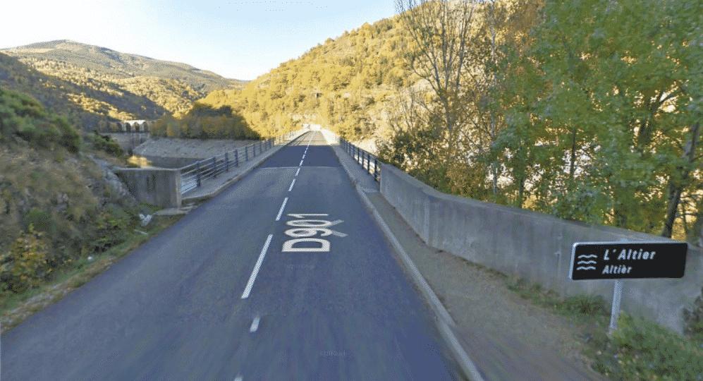 Lozère pont Louis Philippe