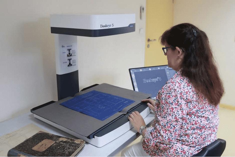 scanner Albi numérisation