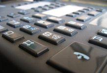 clavier téléphone