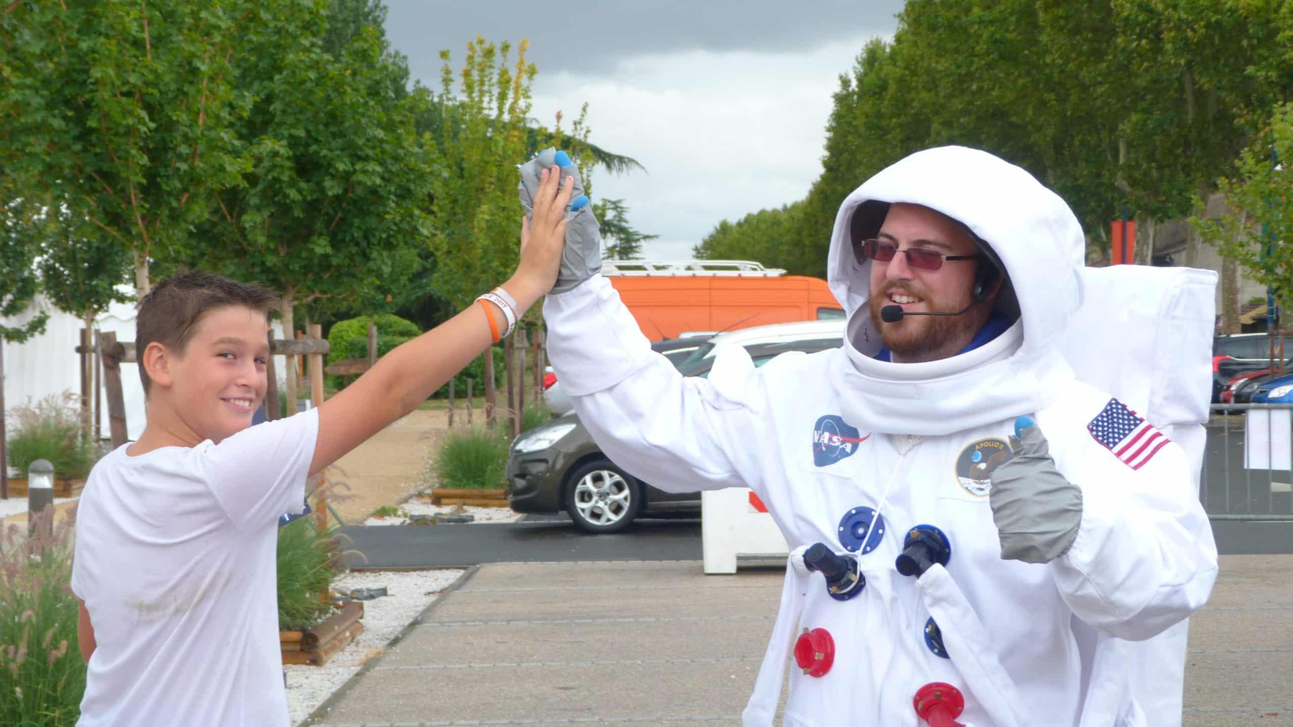 Festival Astronomie Fleurance