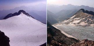 Glacier Ossoue Pyrénées orientales