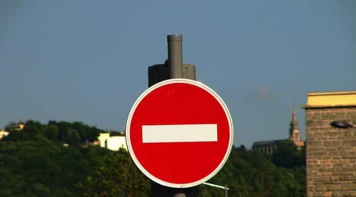 circulation panneau