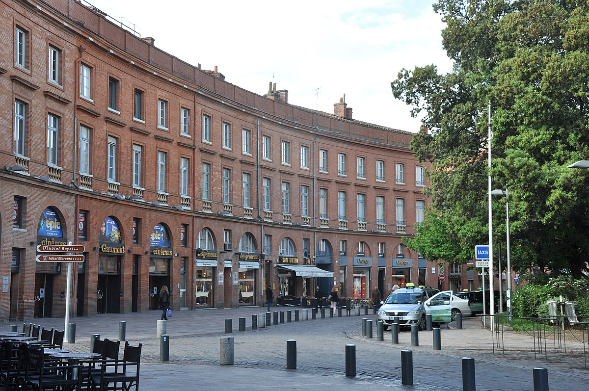 Place wilson Toulouse