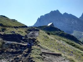 sentiers Pyrénées