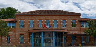 mairie Castanet
