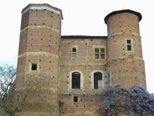 Ariège Mission Patrimoine château de Nogarède