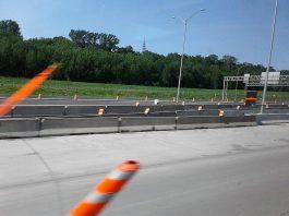 travaux autoroute Aveyron