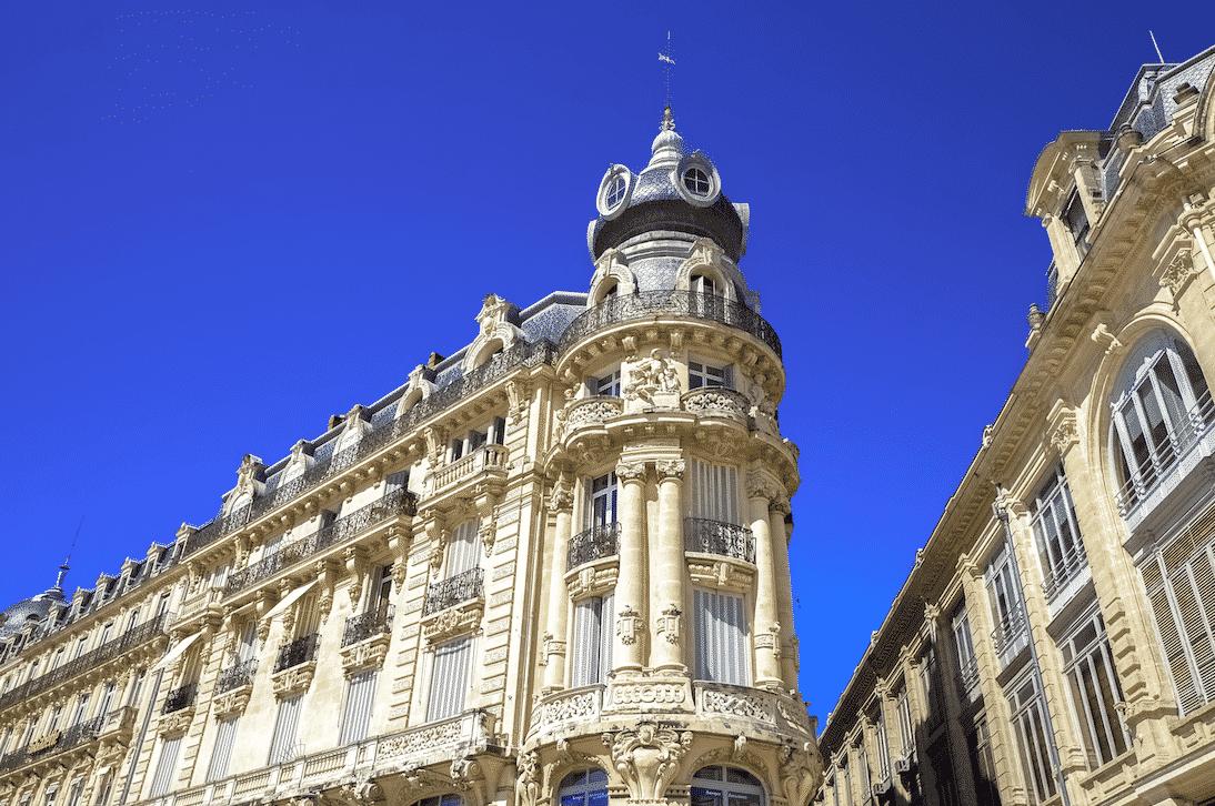 Montpellier encadrement loyers appartements