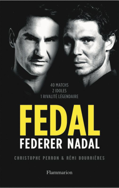 Dans ''Fedal'' l'auteur toulousain Rémi Bourrières revient sur les 40 confrontations qui ont eu lieu entre Rafael Nadal et Roger Federer