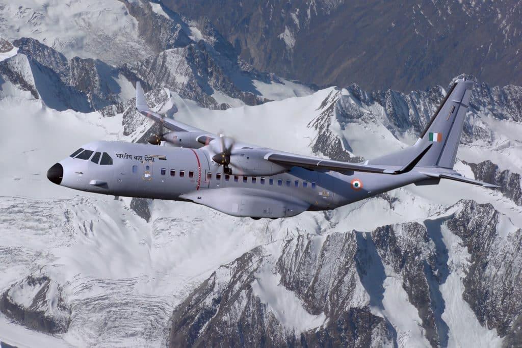 L'avionneur européen Airbus va fournir à l'Inde 56 avions militaires C295, dont 40 seront entièrement construits sur place @AirbusSpaceAndDefense