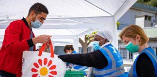 Le Secours Populaire dresse un constat alarmant sur la pauvreté en France et redoute « une crise sociale d'ampleur » ©Jean-Marie Rayapen