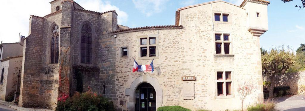 Le village de Caux-et-Sauzens a organisé des journées du patrimoines ludiques @MairieDeCauxEtSauzens
