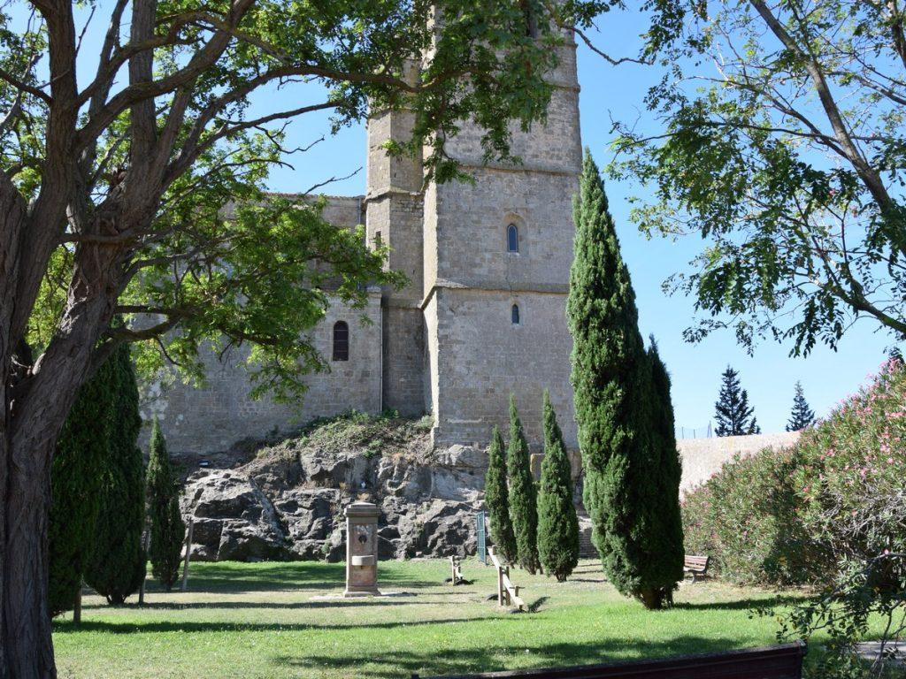 Les secrets de l'Église Notre-Dame de Puichéric @GrandCarcassonneTourisme
