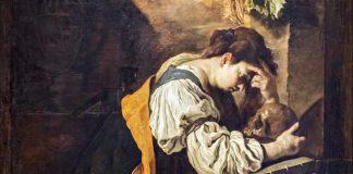 On retrouve des témoignages de mal de vivre jusqu'en Égypte ancienne @La Mélancolie par Domenico Fetti, 1618