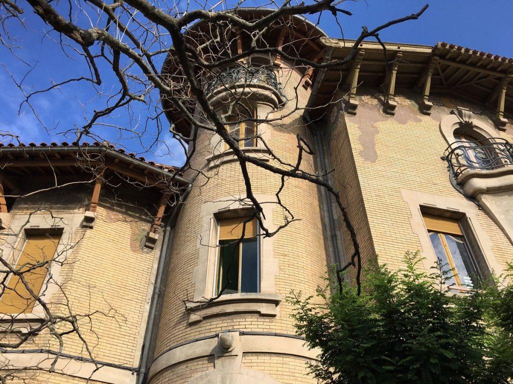Un concentré d'Art Nouveau à la Maison Lamourelle @GrandCarcassonneTourisme