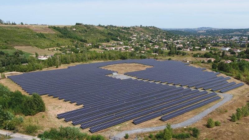 centrale solaire Albi