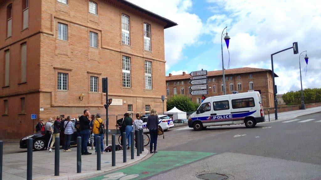 passe sanitaire CHU Toulouse