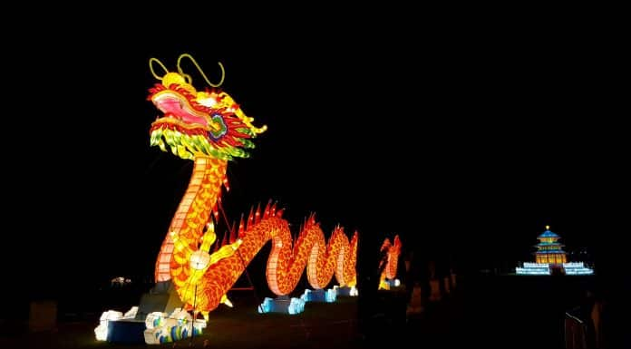 Festival des Lanternes Toulouse