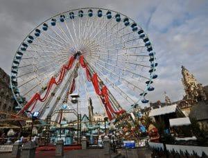 Après avoir été annulée, la grande fête Saint-Michel est de retour sur le parking du Zénith de Toulouse. Elle se déroule jusqu'au 17 octobre. - CC