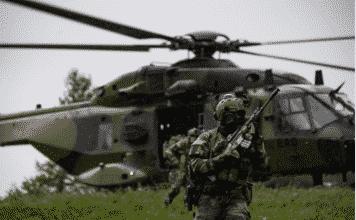 hélicoptères Lozère