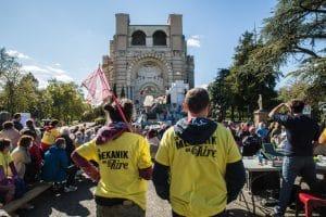 Le festival de rue de Pibrac la Mekanik du rire en 2020 organisé par l'association Acte en rue progamme