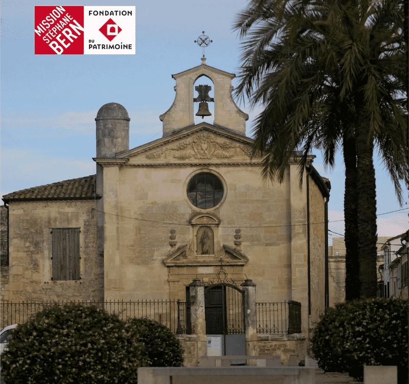 Mission Patrimoine chapelle Gard
