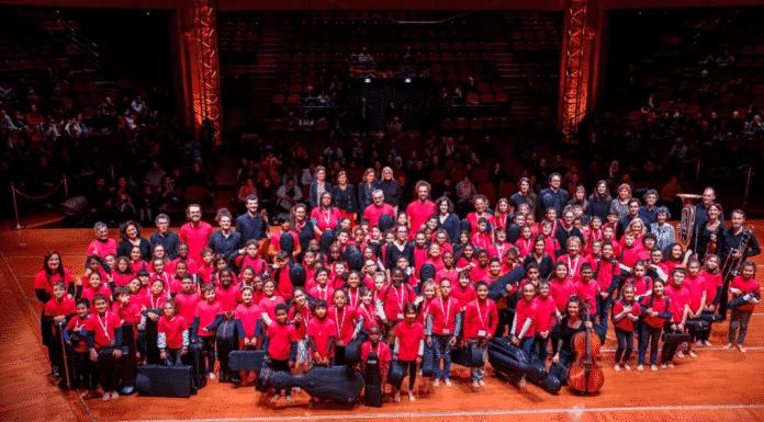 orchestre Toulouse enfants