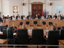 conseil municipal enfants Carcassonne