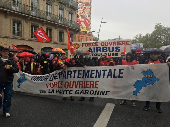 Manifestation interprofessionnelle du 5 octobre 2021 6