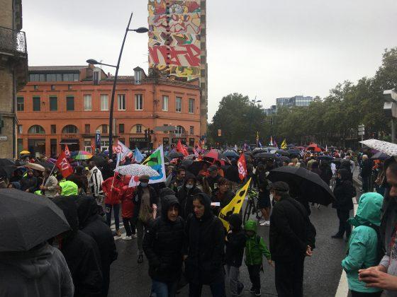 Manifestation interprofessionnelle du 5 octobre 2021 7