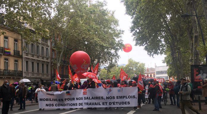 Manifestation interprofessionnelle du 5 octobre 2021 9