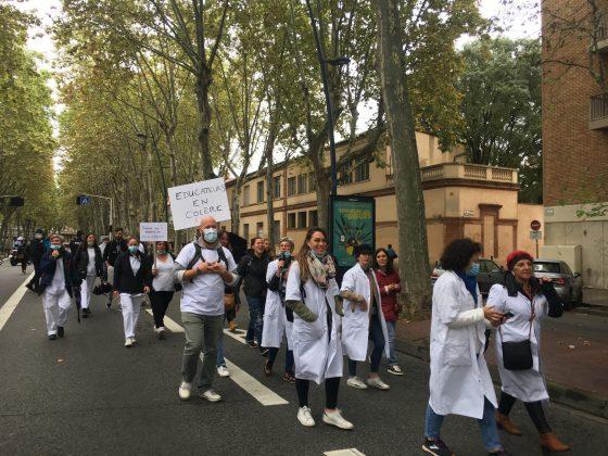 Manifestation interprofessionnelle du 5 octobre 2021 11