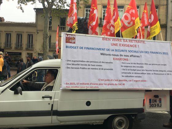 Manifestation interprofessionnelle du 5 octobre 2021 16