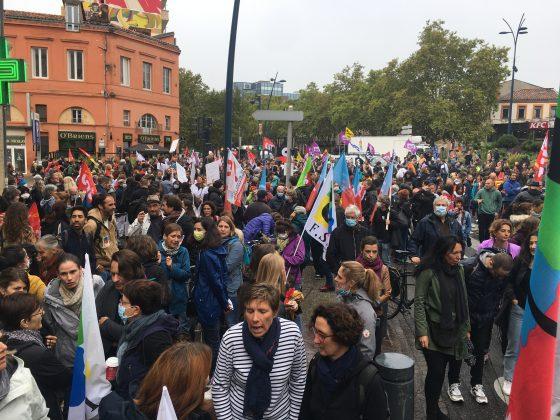 Manifestation interprofessionnelle du 5 octobre 2021 21
