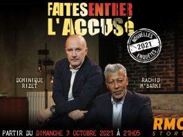 La projection d'une enquête inédite de Faîtes entrer l'accusé aura lieu au cinéma UGC de Montaudran, à Toulouse, le 22 octobre