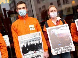L'association L214 organisera une manifestation en forme de happening, ce samedi 16 octobre, devant le Burger King du centre-ville de Toulouse