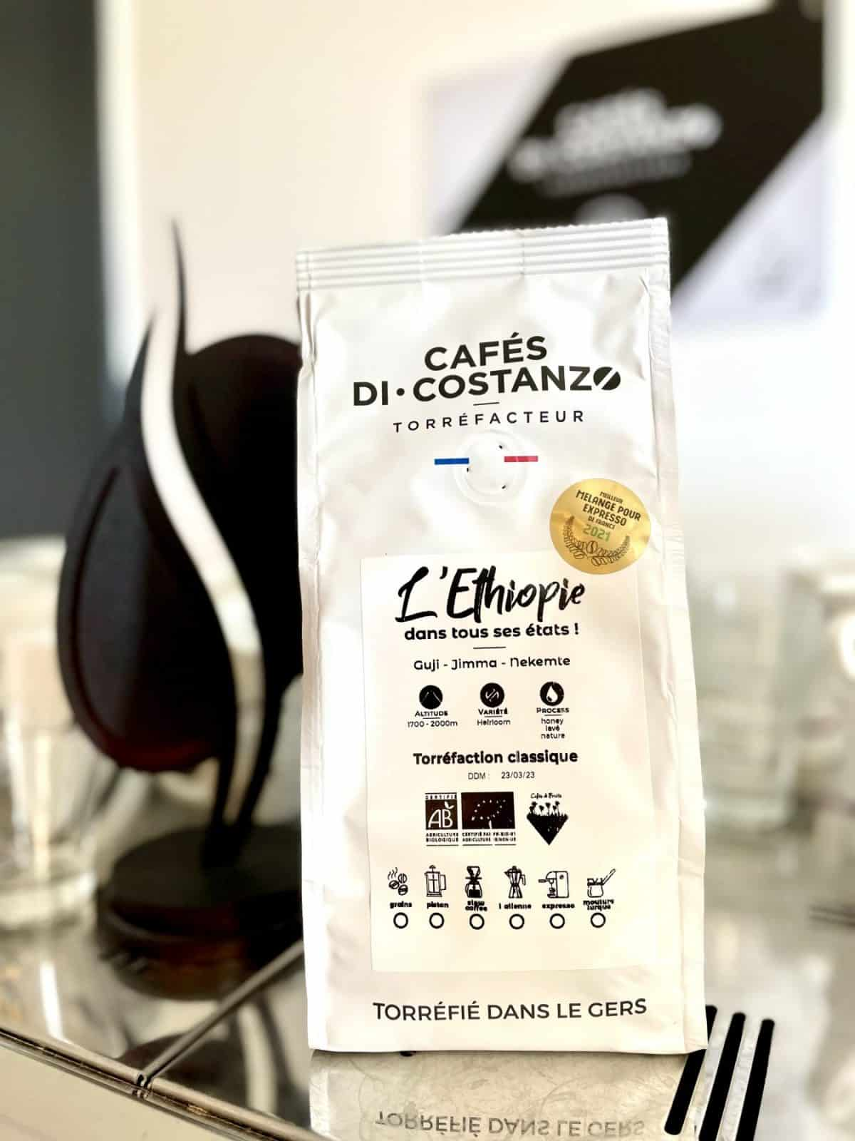 Cafés Di-Costanzo Gers