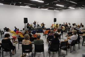 """Le quatuor Pagaïe sera sur scène à l'occasion d'une nouvelle édition des """"Concerts en liberté"""" organisé à Castanet-Tolosan, au Sud de Toulouse"""